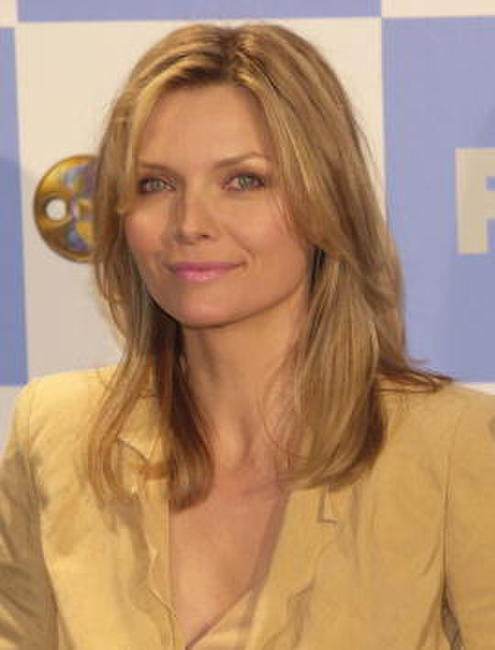 Michelle Pfeiffer at the 7th Annual Blockbuster Awards.